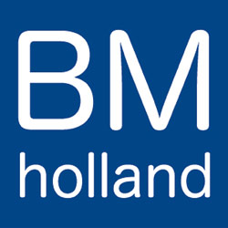 BM Holland logo